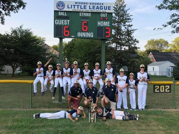 Grosse Pointe Farms-City Little League
