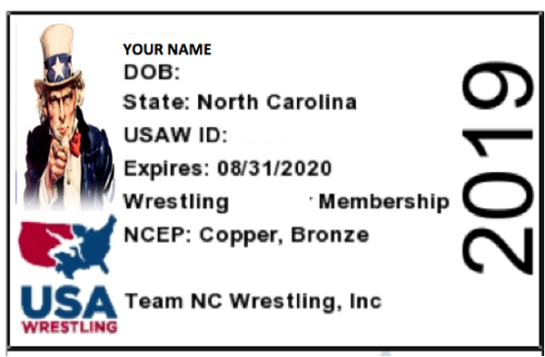 North Carolina USA Wrestling