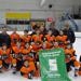 Pee Wee B National Orange finishes runner up in Silver Sticks Tournament