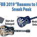 2019 FBB shirts and medallion