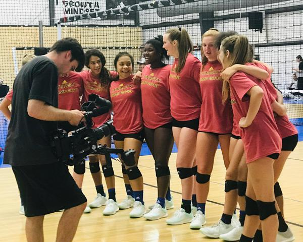 Team Dynasty Volleyball