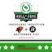 NCAFA Hall of fame game image, redblacks versus The B.C. Lions at TD Place on September 21st 2019.