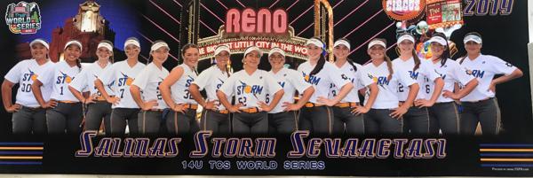 Salinas Storm