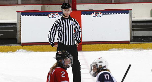 Thirty Americans Chosen to Officiate IIHF Events During the 2018-19 Season