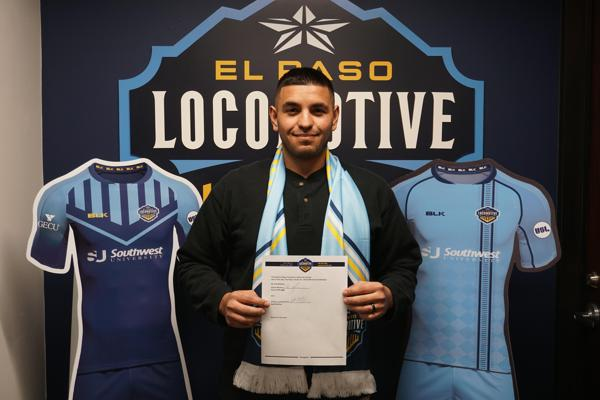 El Paso Locomotive FC goes cyber, signs first eSports Manager