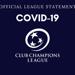 2020 Official League Statement