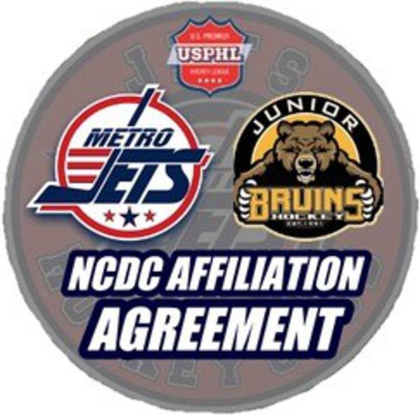 Jets Announce NCDC Affiliation Agreement With Boston Jr