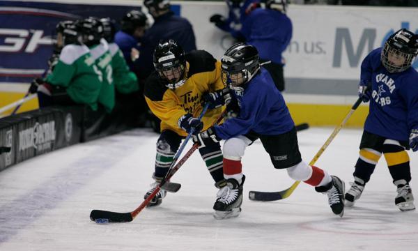 8u Q And A Maximizing Long Term Development Through Cross Ice Hockey