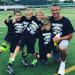 Clackamas summer youth football campers