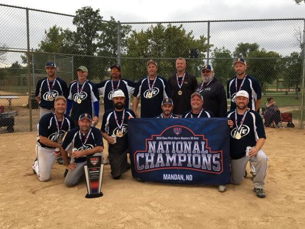 south dakota amateur softball association