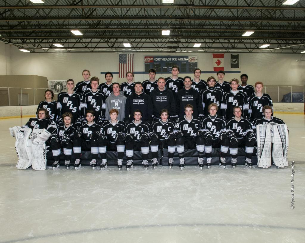 Minneapolis Boys Varsity High School Hockey
