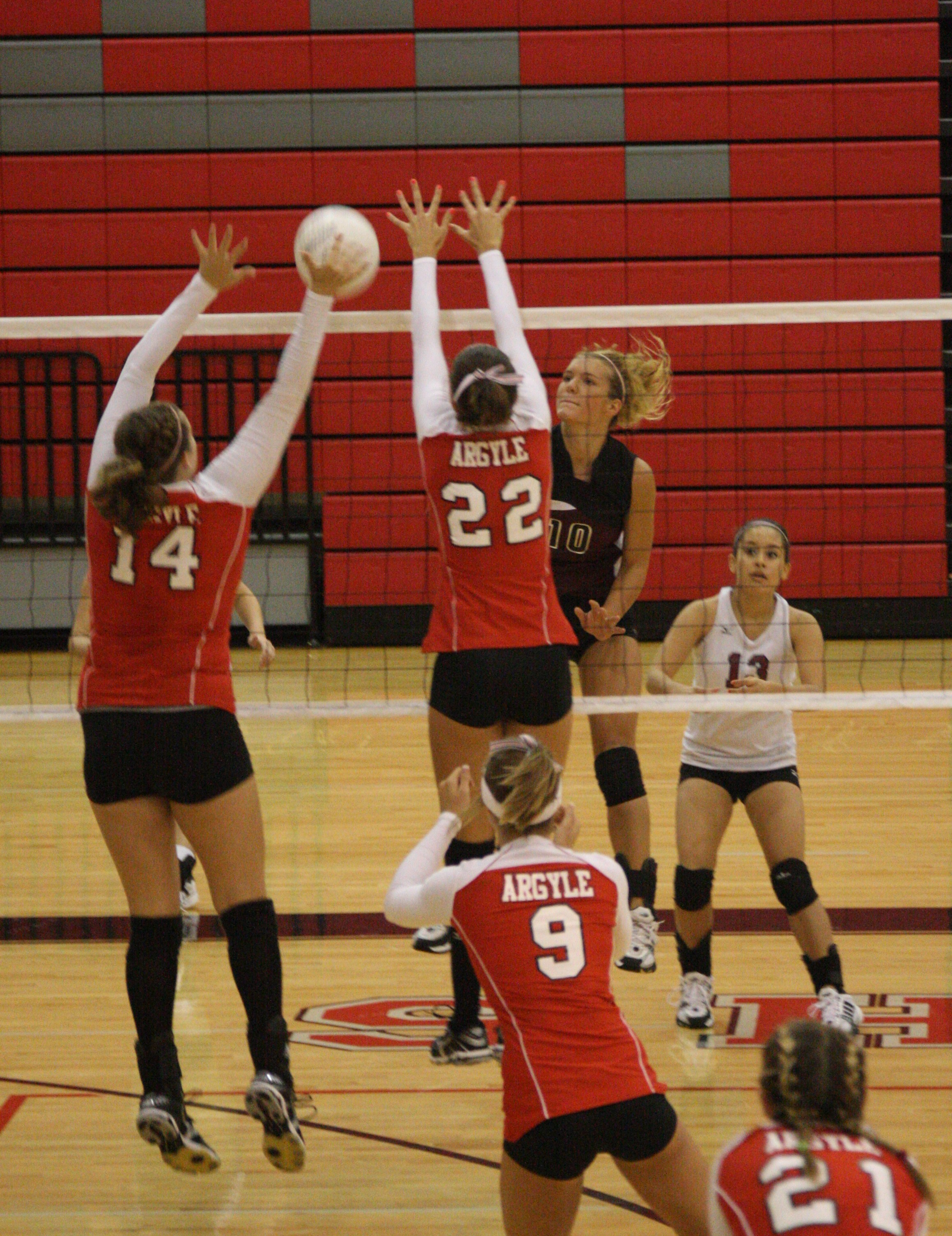 Argyle Varsity Volleyball vs.Princeton | Photos | Argyle ...