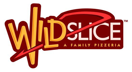 Wild Slice Pizza Logo