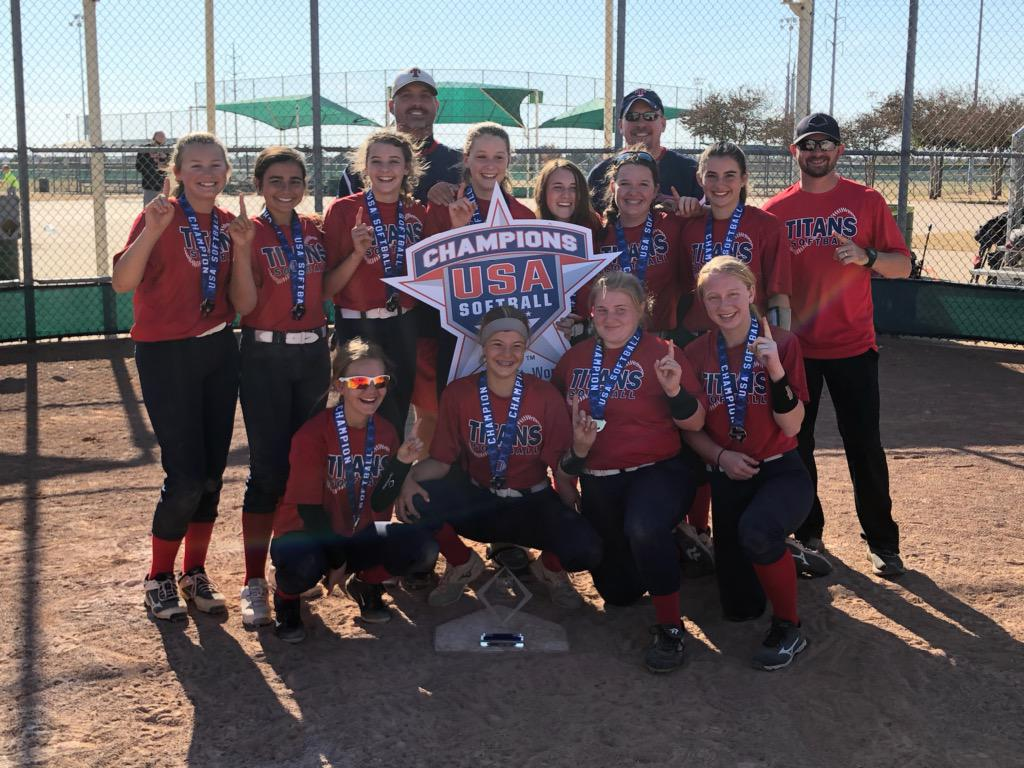 USA Softball Junior Olympic Age Qualifications 2020
