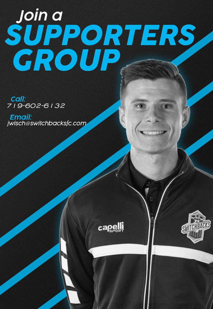 Join a Switchbacks F-C Supporter Group