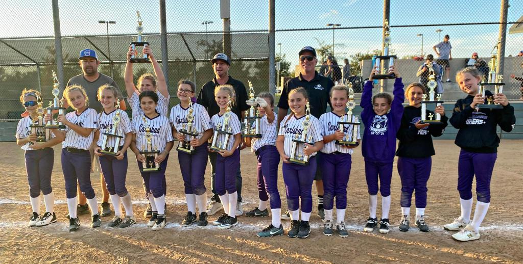Congrats to Carlsbad 10U Silver — 2nd Place Finish — 2021 Fountain Valley Tournament