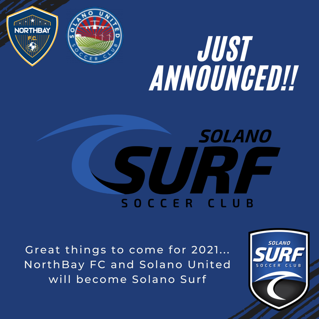 Solano Surf Announcement
