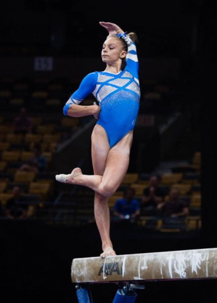 Grace McCallum | Photos | Twin City Twisters Gymnastics