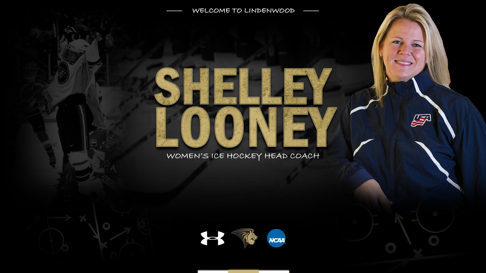 Click Here to read full article: Shelley Looney Named Head Coach of Women's Hockey at Lindenwood University