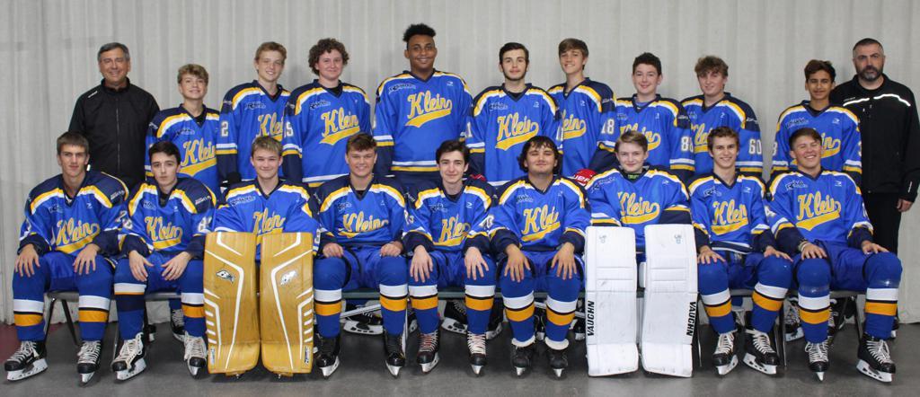 Klein Varsity Team Photo 2019-20
