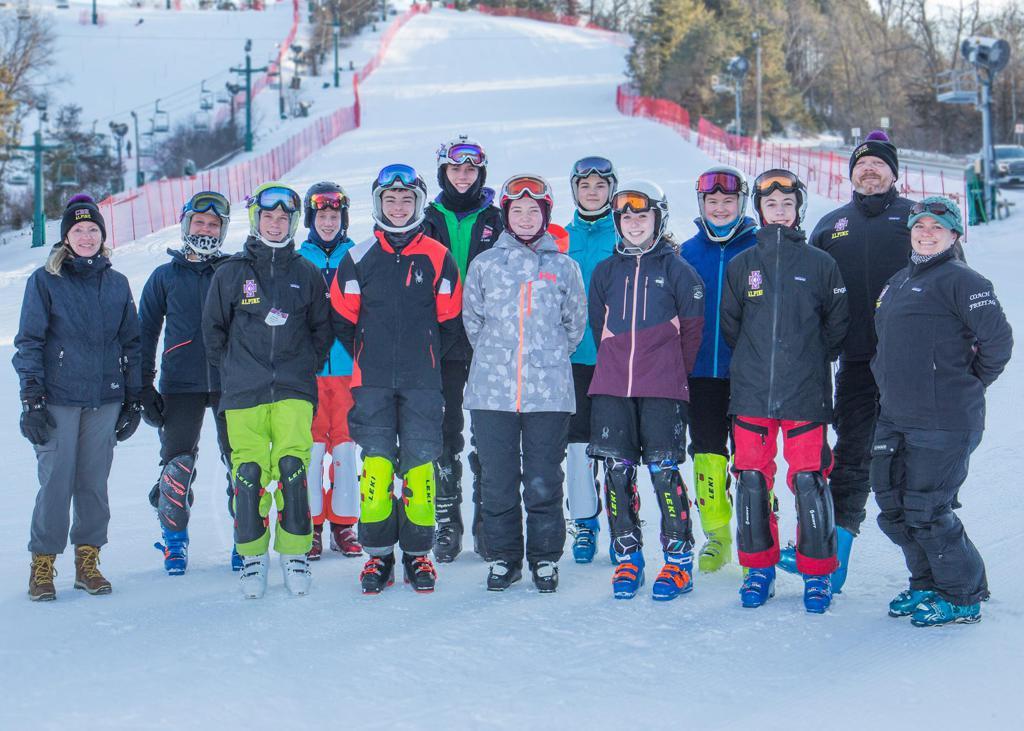 2020-21 Alpine Ski Team
