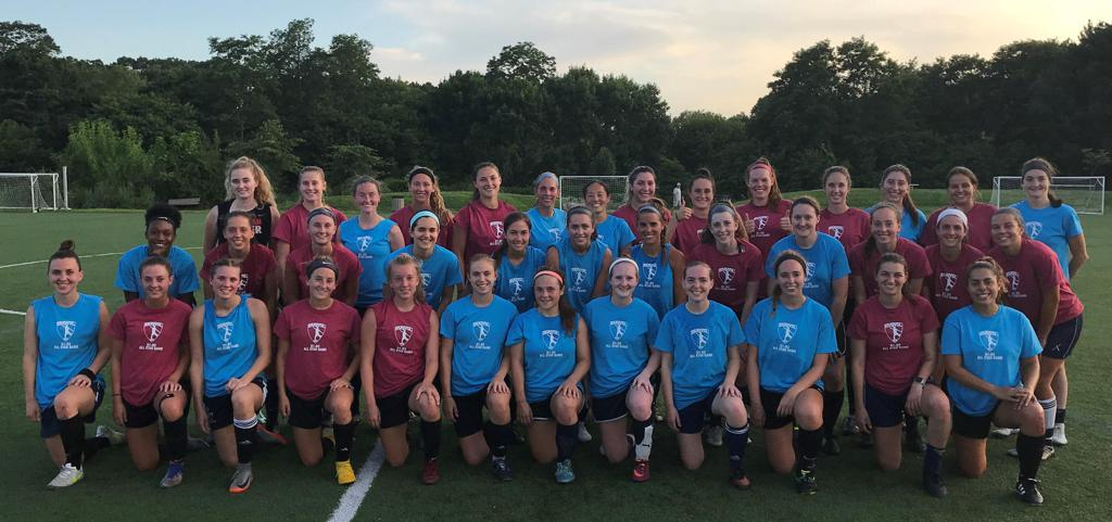 EMWSL D1 & D2 All Star Game Photo