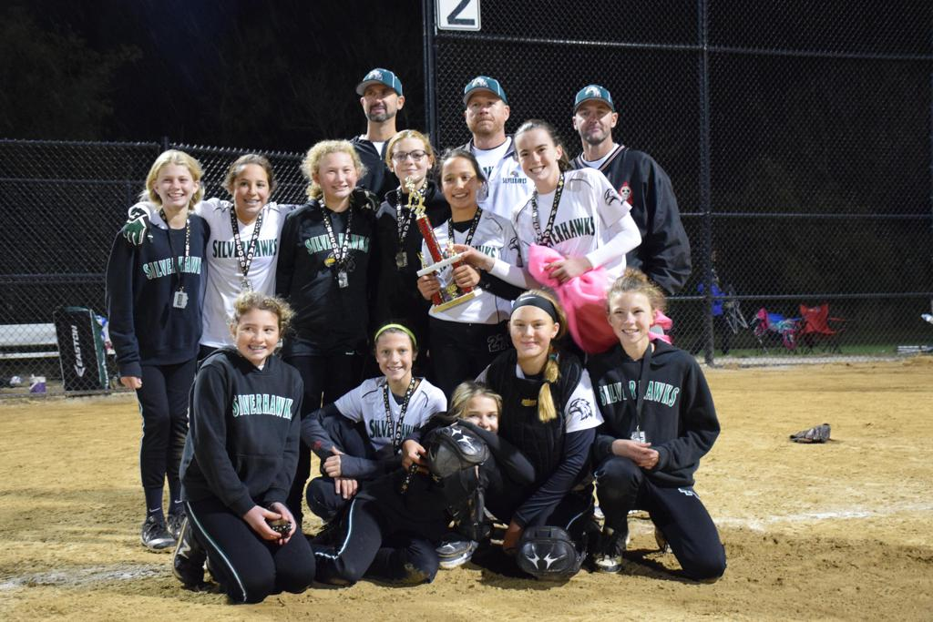 St  Charles Silver Hawks Fastpitch