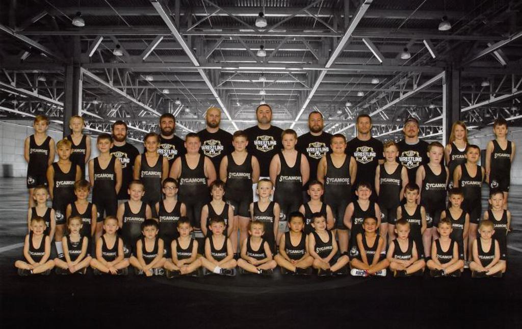 2019-2020 Sycamore Wrestling Club