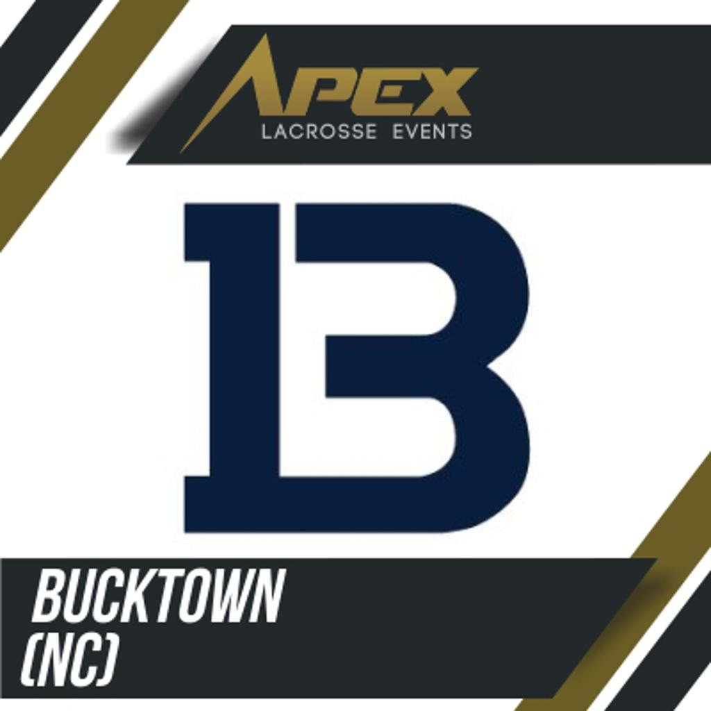 Bucktown Lacrosse at APEX Summer Invitational