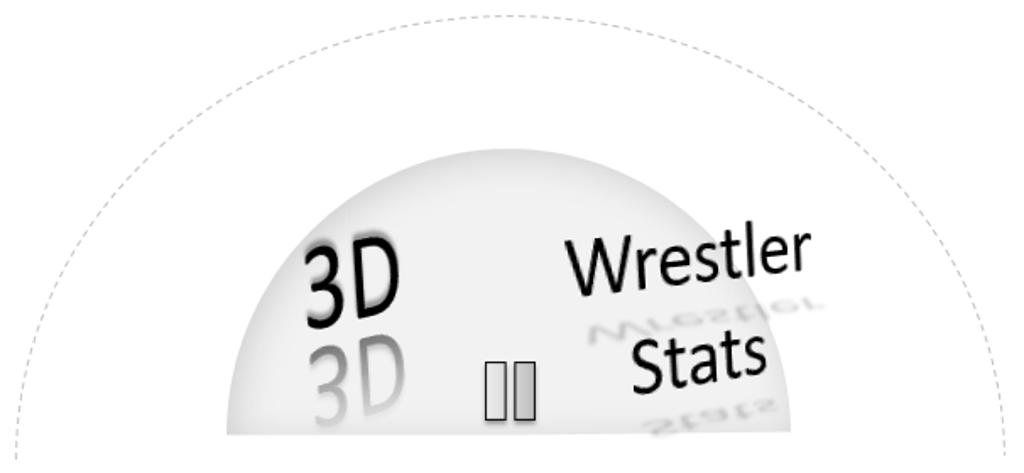 3D Wrestling Stats
