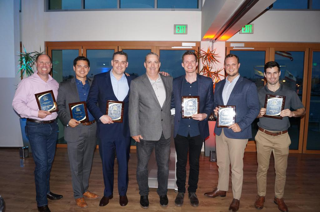 Congrats to the 2018 CDM Baseball Hall of Fame Inductees