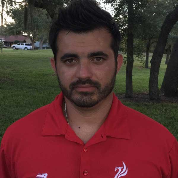 Coach- Eljon Naco