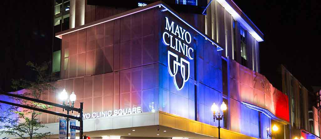 Mayo Clinic Square