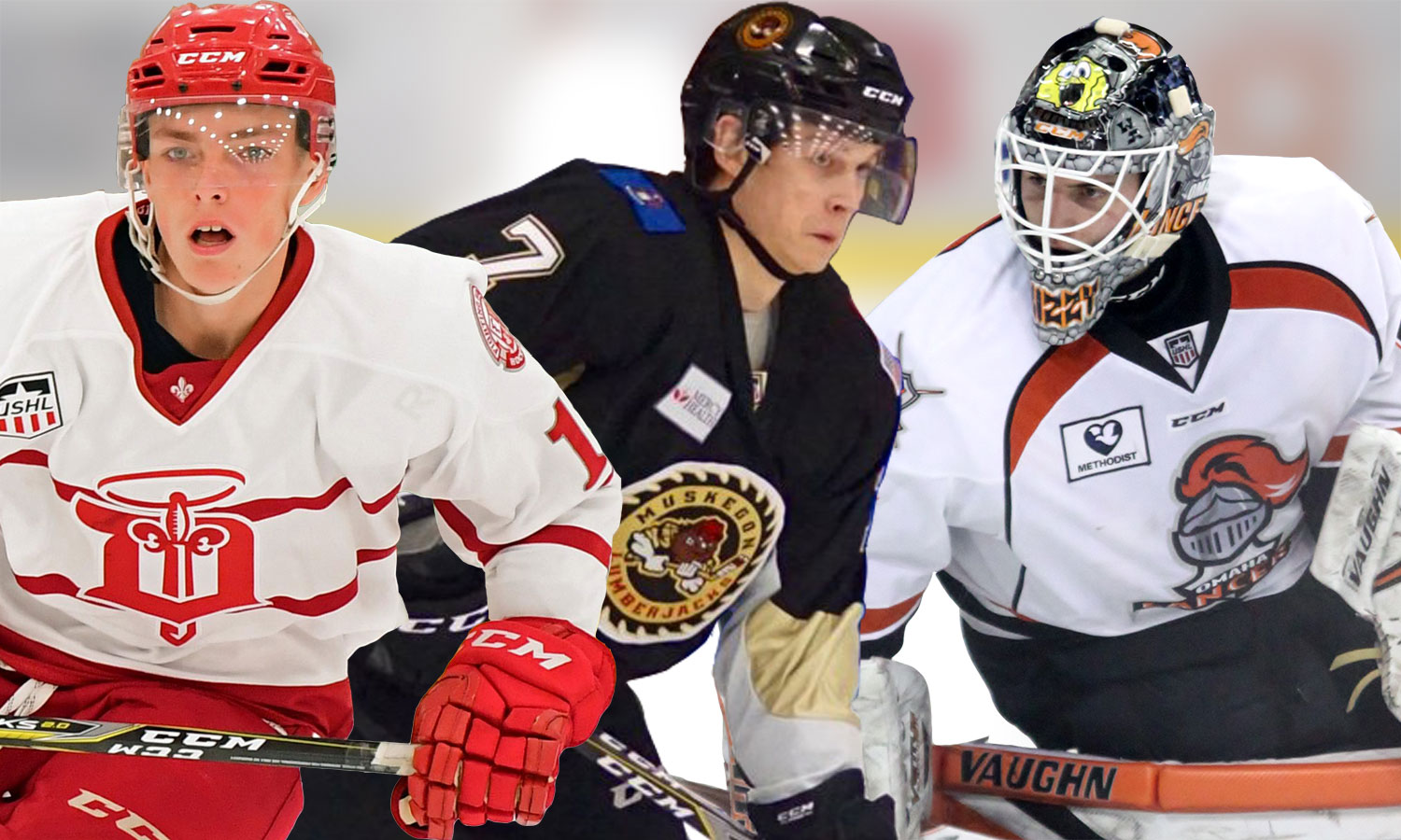 USHL: Players Of The Week - Week 27 Of The 2017-18 Season