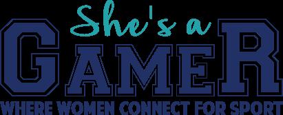 She's a Gamer logo