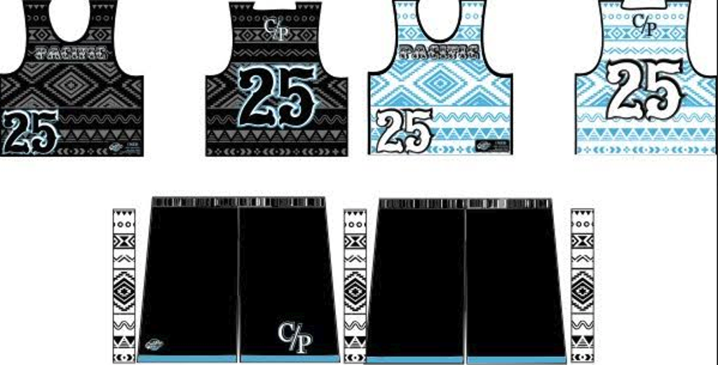 Club Pacific - 2018 Uniforms