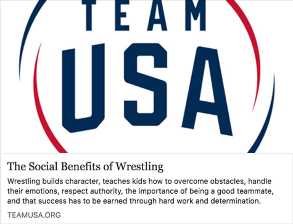 JJ Trained Coach Jeff Wichern Social Benefits of Wrestling