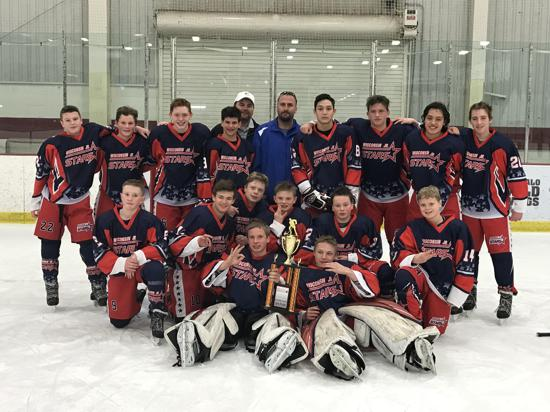 2004 jr Stars 3rd place 2018 Shock Doctor AAA tournament