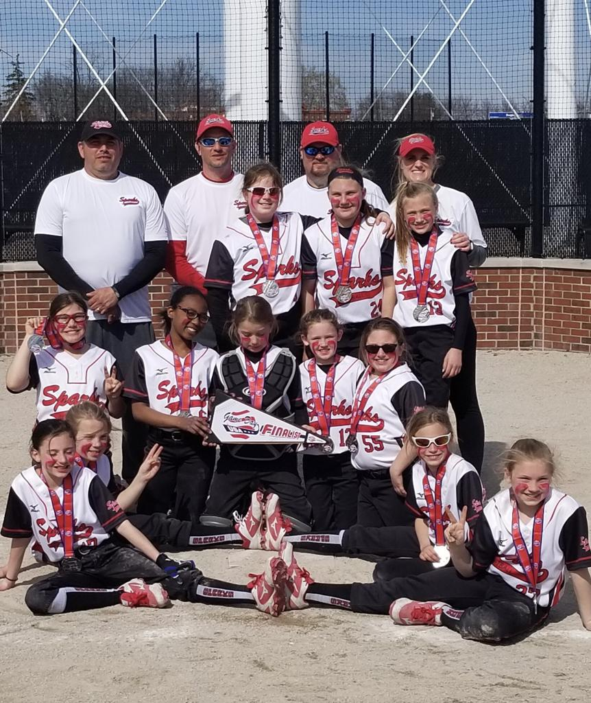 10u Takes 2nd place Battle For The Crown Tourney.
