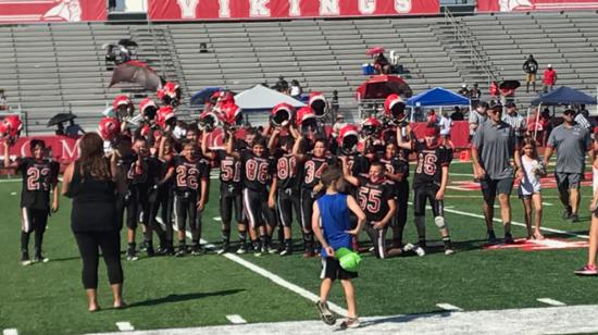 Falcons Division 1 Tackle Football