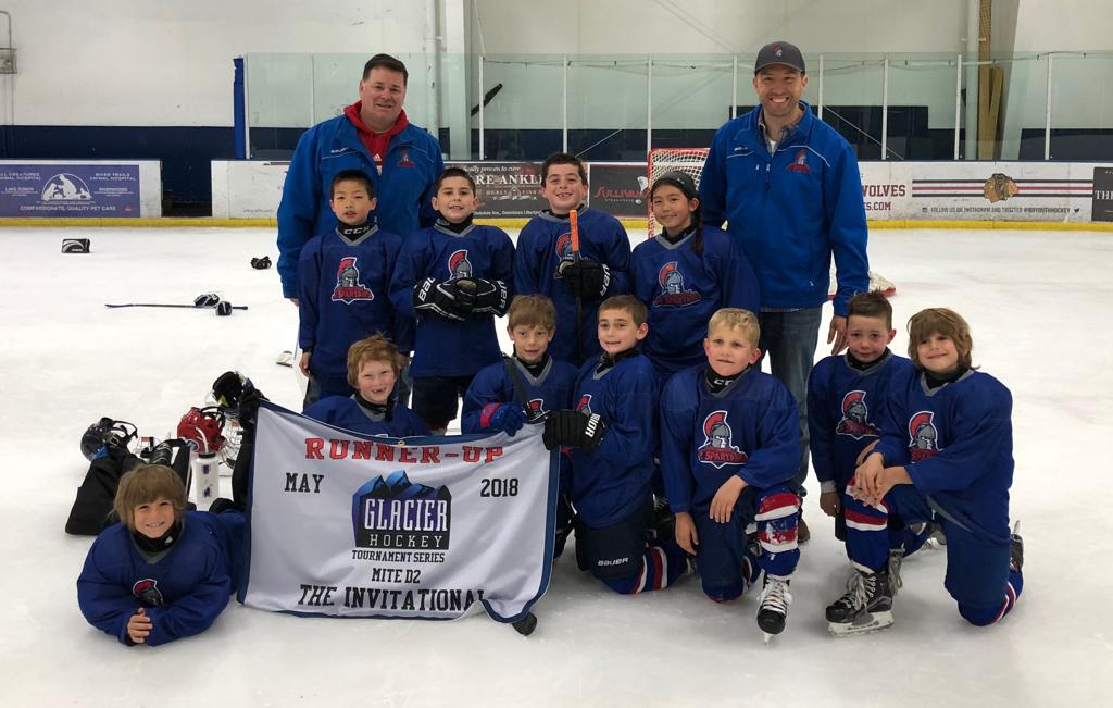 Mite 1 Glacier Inviational Runner Up