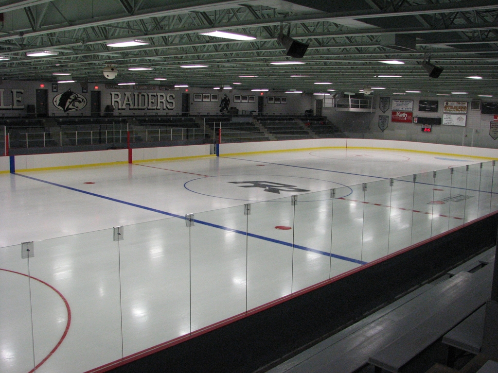 roseville ice arena