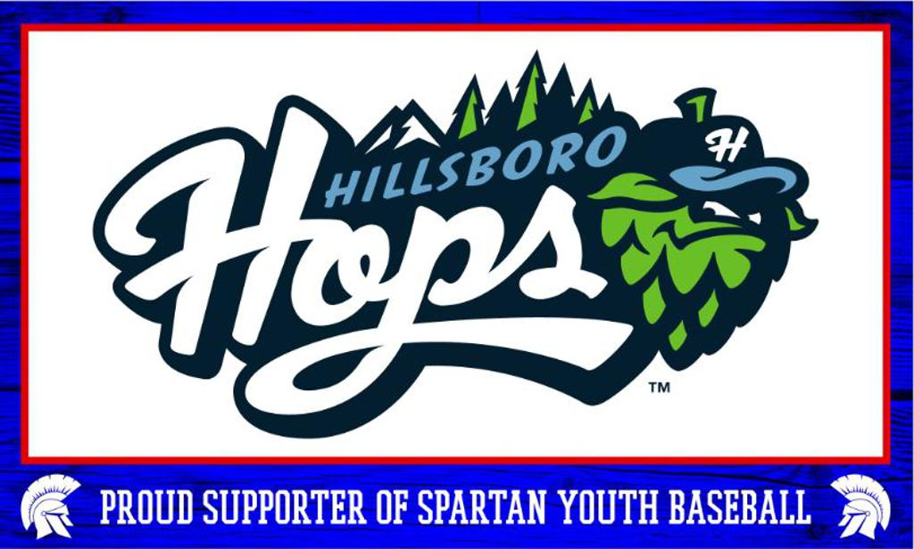 PROUD SUPPORTER OF SPARTAN YOUTH BASEBALL