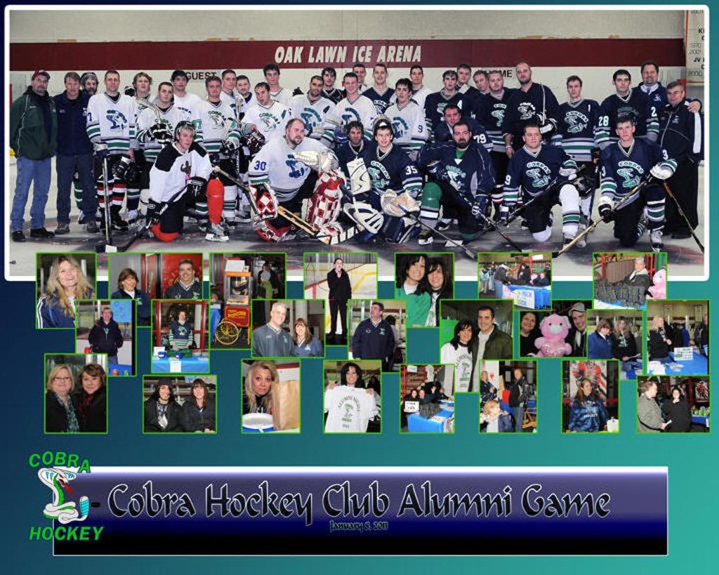 2011 Cobra Alumni Game