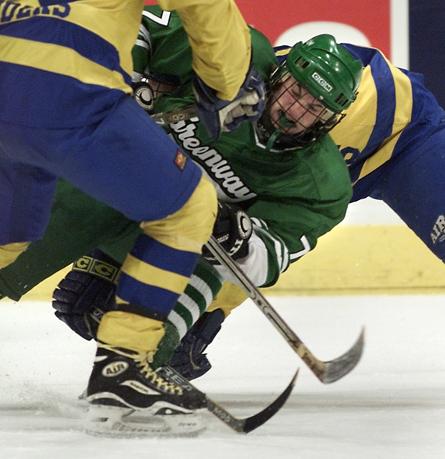 greenway high school hockey mn