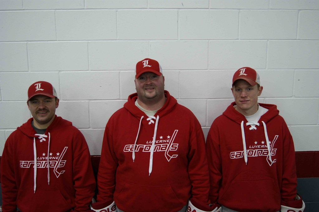 Luverne 2011-2012 coaches
