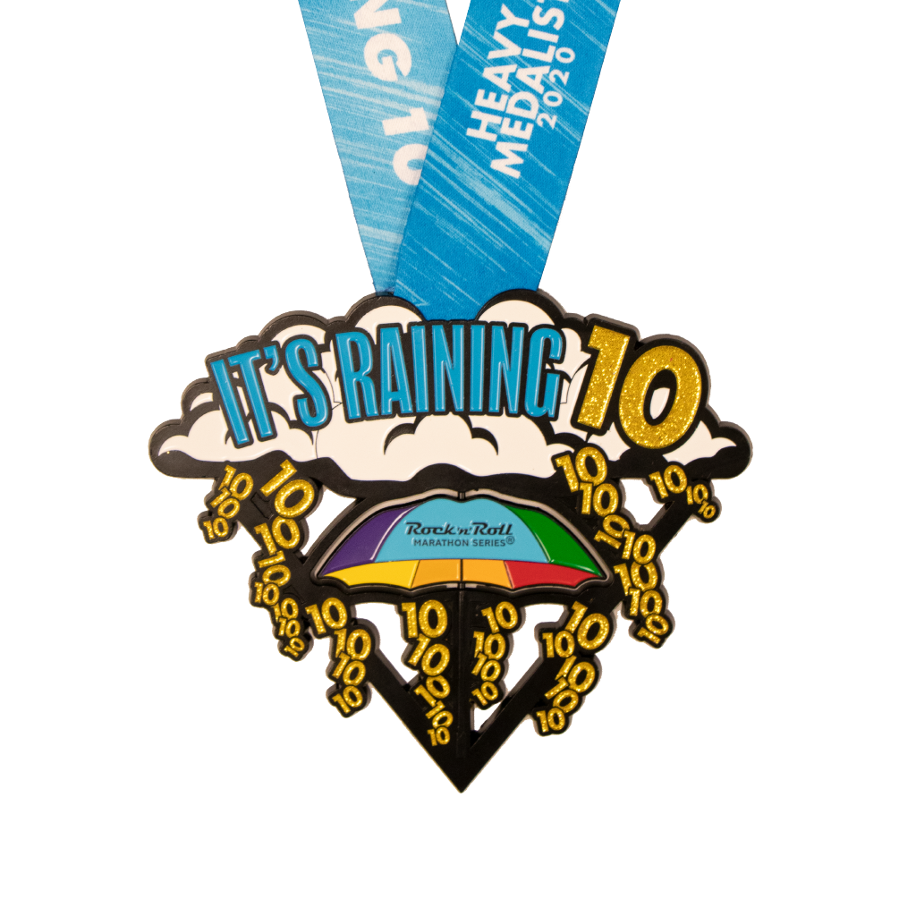 Rock 'n' Roll Heavy Medals