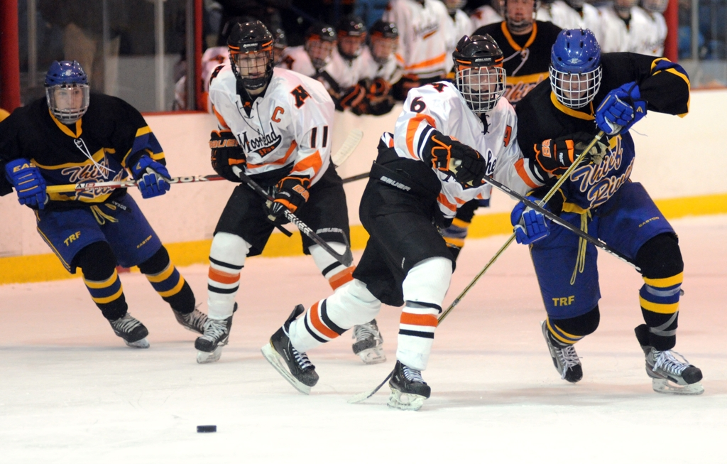 Moorhead Enjoys Two For One