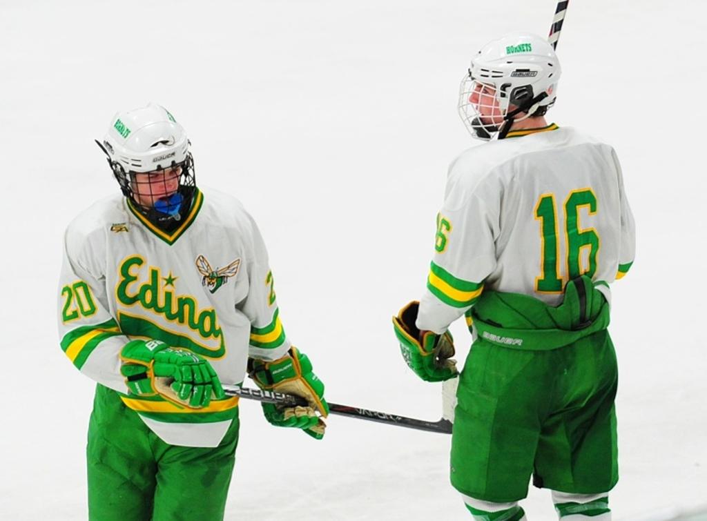 Edina Hockey 2017