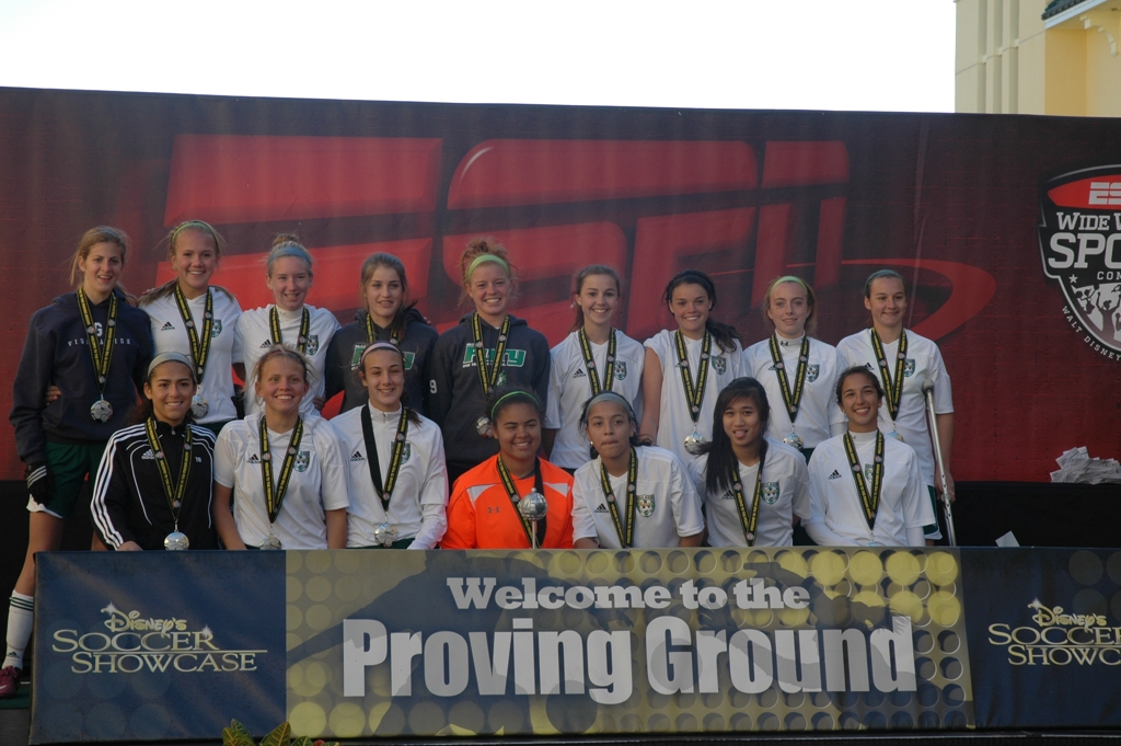 2012 Disney Soccer Showcase Finalists